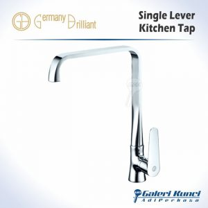 Germany Brilliant Kitchen Tap lever